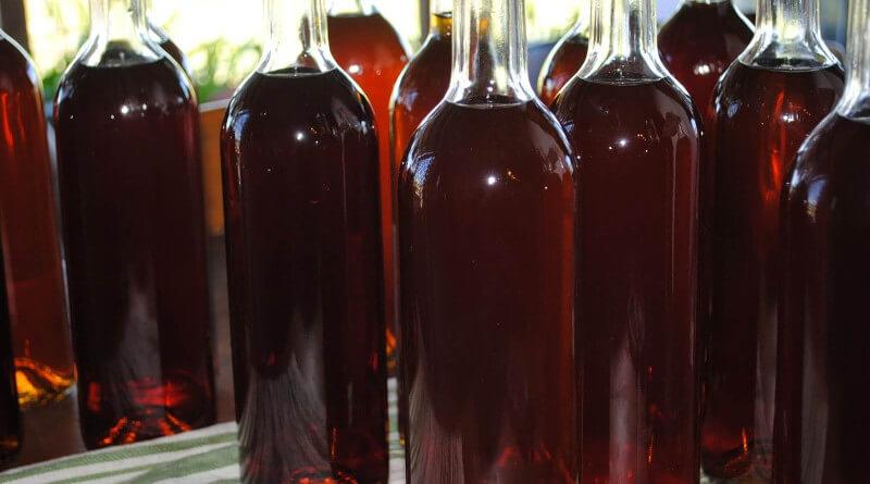 Šípkové víno