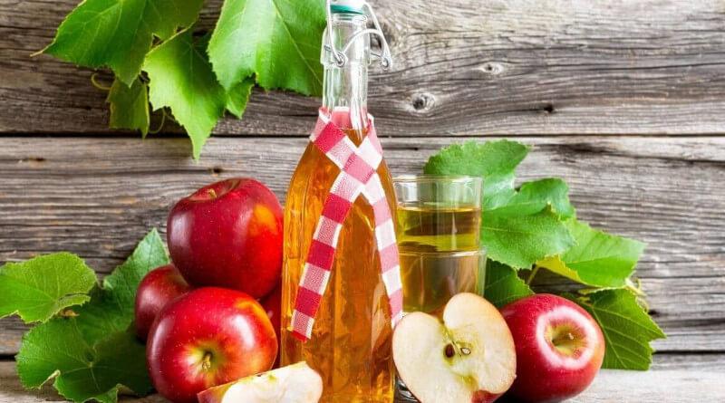 Dezertní jablečné víno